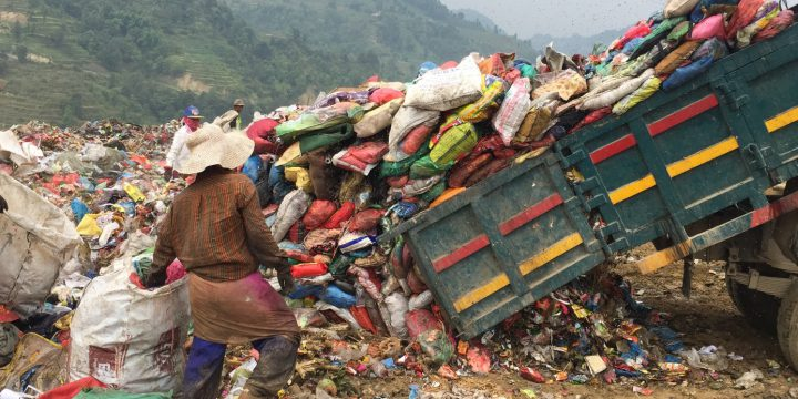 Waste Trails: travelling with the household waste in Kathmandu
