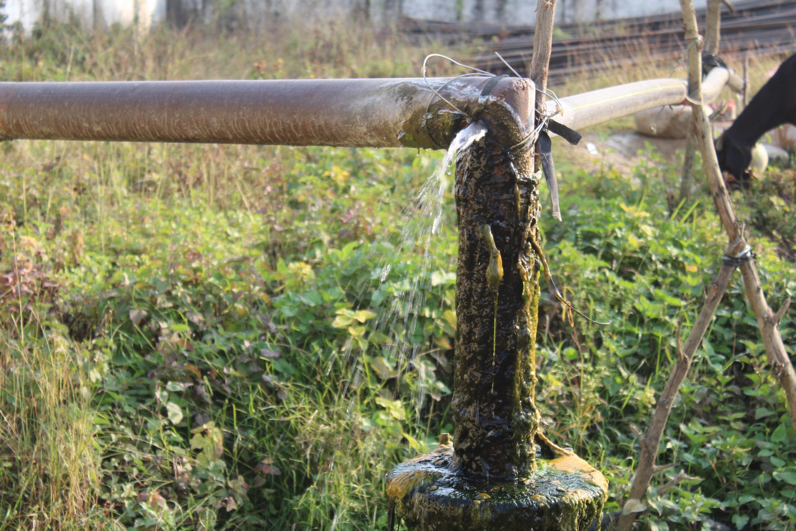 When water systems break down