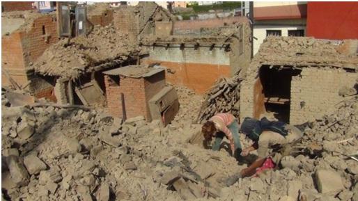 Post-Earthquake Support – TanaGaun