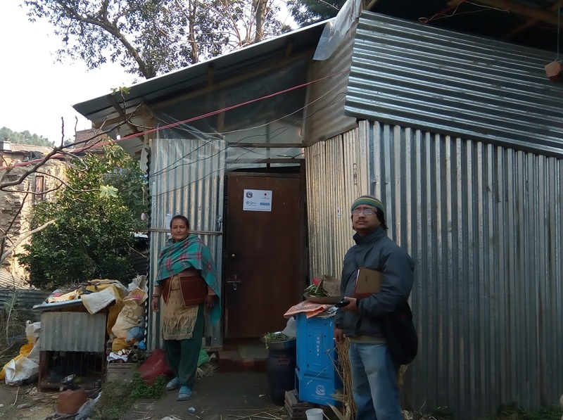 Shelter Provision for the Most Vulnerable Before and During the Monsoon, Nepal