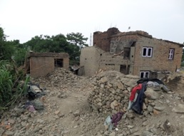 Safer Temporary Shelter to Reduce Vulnerability due to April 2015 Nepal Earthquake