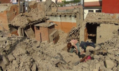 CIUD Partnered with UN Habitat in Building Back Safer: A Quick Response to Earthquake Victims