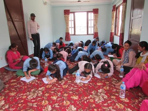 Menstrual Hygiene Day Celebrated at Kuntabesi