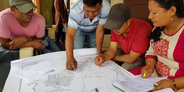 Excavating the Traditional Naming of the Settlements in Lalitpur Metropolitan City