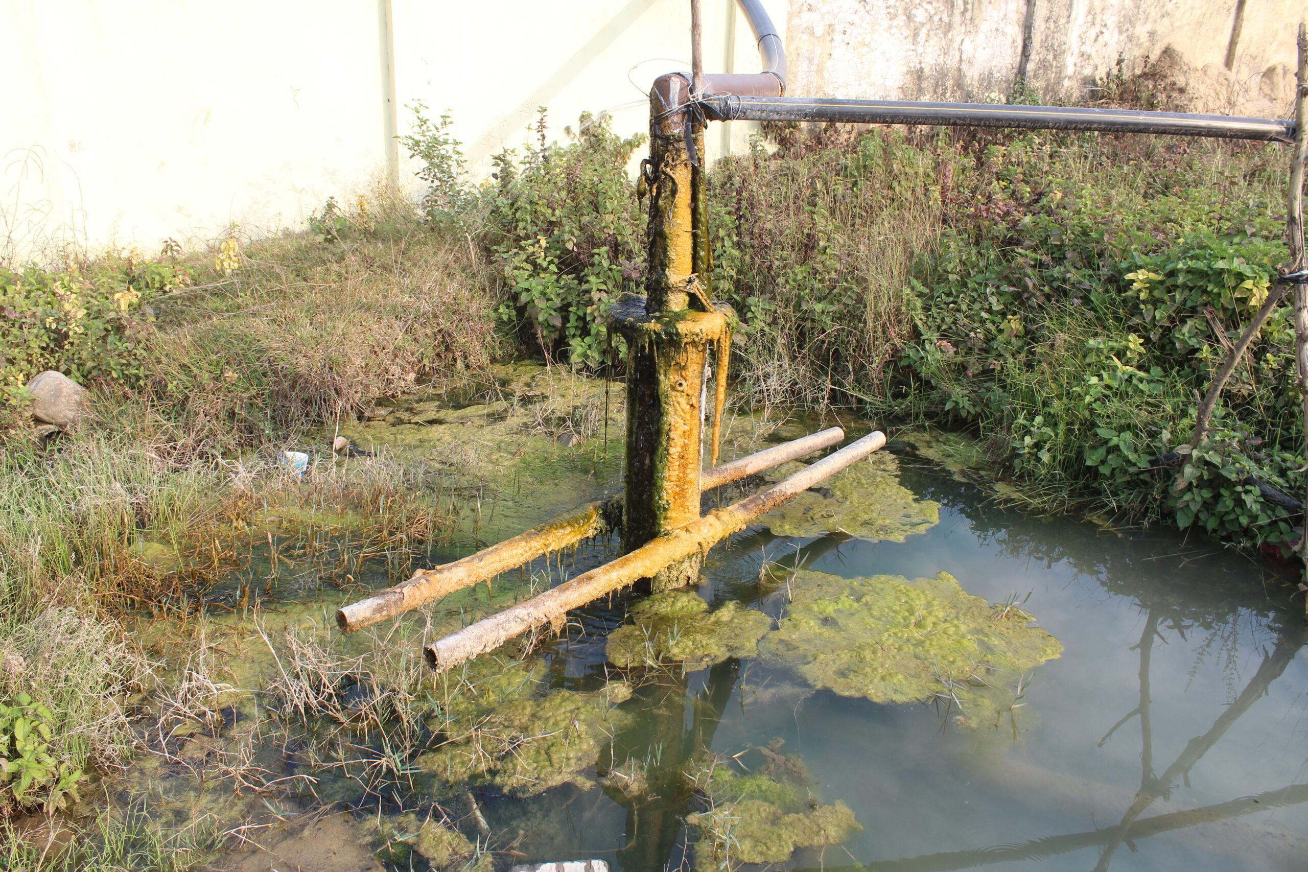 Why Asset Management is important to solve water systems' problems in the development context